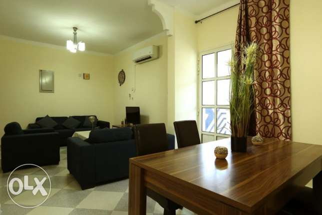 NO COMMISSION - 2 bedrooms fully furnished apartment in Mushereib