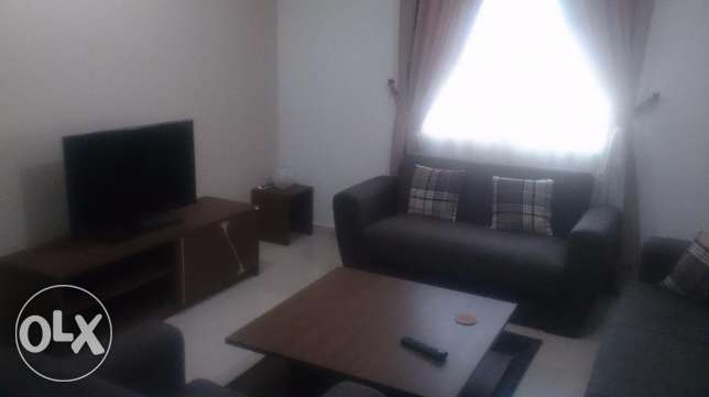 1 Bedroom - Fully furnished apartment