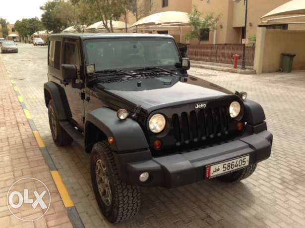 Jeep Wrangler / 2013 / Sport / Manual