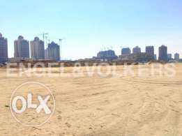 Plots for sale in Pearl Qatar