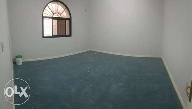 فيلا مقسمه لشقق نظامي بالوعب .. Flats for rent in waab