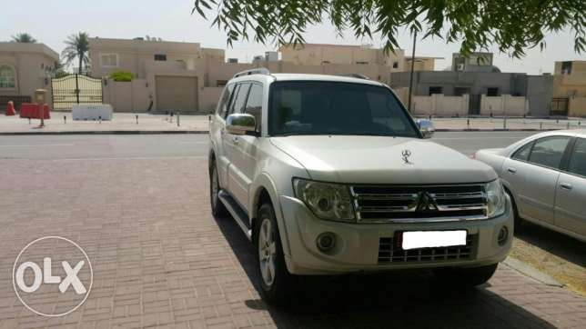 Mitsubishi Pajero 3.8 (250hp) V6 2008 for sale.