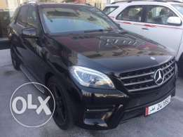Mercedes ML400 model 2015 full option Only 6660 km