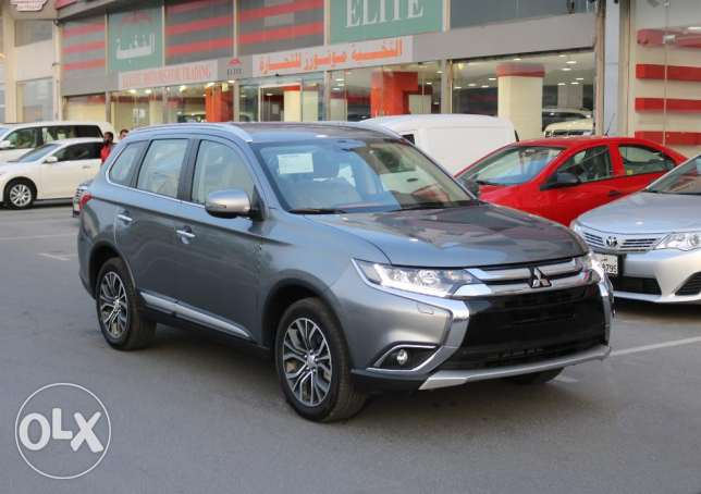 Mitsubishi OUTLANDER Model 2017