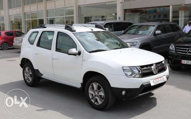 renault duster 2016/
