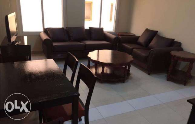 4 Rent Stylish 3 bhk FF flat Al Sadd *:8000