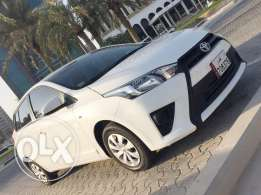 Toyota Yaris (2015), Perfect Condition, Western Expat lady driven