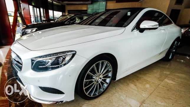 Mercedes-Benz S 400 Coupe AMG
