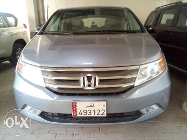 Honda Odyssey EXL 2012 Fully Option