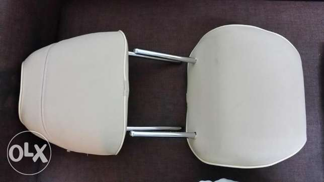 Head rest Set. For sale