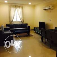 Spacious 3 bhk fully furnished flat in doha jadeed for family