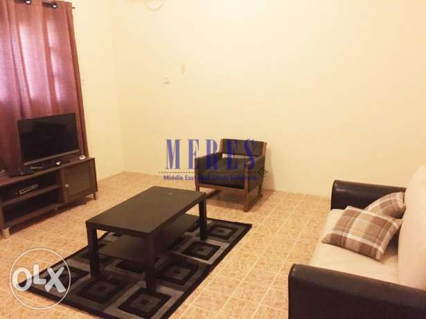 Furnished One Bedroom Flat in Gharaffa