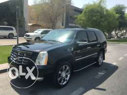 luxury Cadilak Escalade 2007