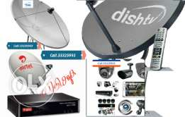 Satellite dish and cctv work.please cont.