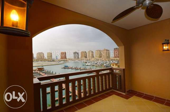 Furnished 1 Bed Chalet in Porto Arabia
