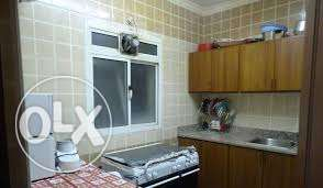 Flat 2 Bedroom , 2 Bathroom, Kitchen ,Hall fully furnished