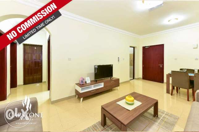 BRAND NEW! Spacious 2-Bedroom FF Apt in Old Airport