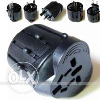 Universal Travel Plug Adapter For All Countries.