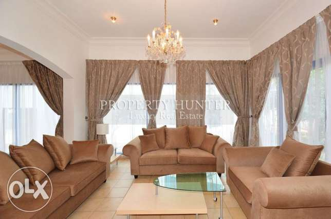 Classy Furniture 5 Bedroom Villa in West Bay Lagoon