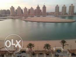 For rent fully furnished 2 bedroom + maid apartment in the pearl vb 23