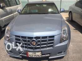 Cadillac CTS 2013 full option in fantastic condition