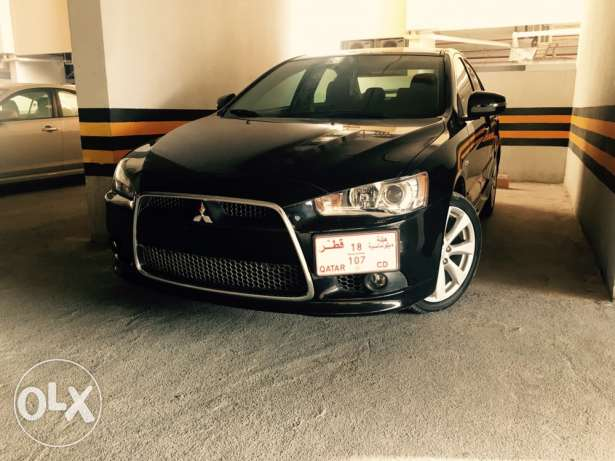 Lancer GT for sale. لانسر جي تي للبيع