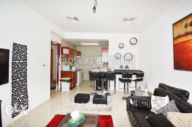 Stable 2 Bedrooms Apartment Fully Furnished