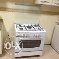 Glem gas oven