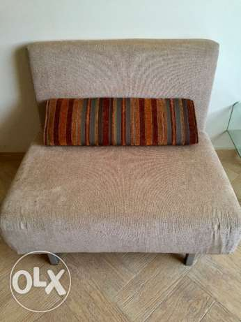 Sofa Bed (single)