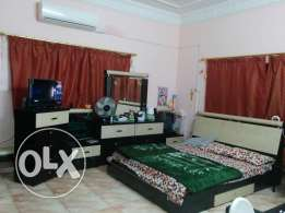 Villas for Rent Fully furnished 2BHK in Madinath khalifa south for Indian Family1:2:17