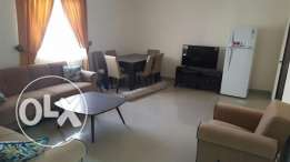 New doha-for rent 1 BR fully furnished with parking space