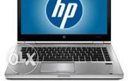 hp core i5 elitbook laptop 2gb grafics 2.80 ghz