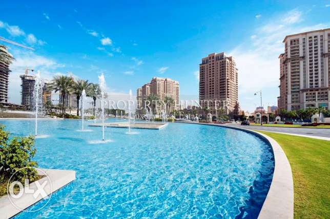 2 Bed in Porto Arabia with Marina Spot View