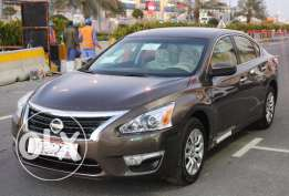 Brand New Nissan - Altima S - Brown