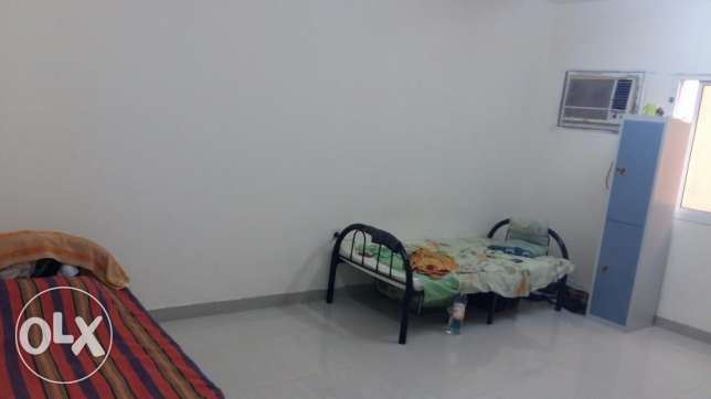 20 rooms for rent Doha industrial area