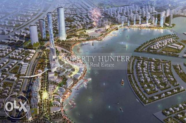 Luxury Lifestyle 1 Bedroom apartment in Lusail