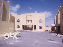 Modern & spacious semi furnished compound villa QAR 12000/-