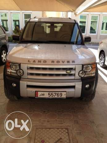 Landrover LR3 HSE 2008 excellent condition, low mileage and new tyres.