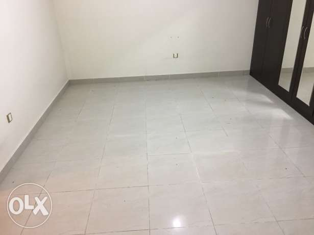 2 BHK semi furnished apartment at Doha