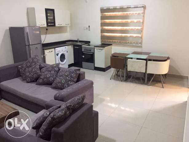 Qr.5000/- Only! Al Rayyan NICE 1 Bhk FF Apartment (W&E Included)
