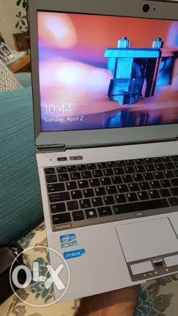 "Ultrabook Laptop Toshiba 13.3"" Core i7 128 SSD 6GB RAM"