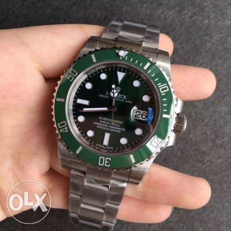 Rolex Submariner and GMT II. Super High Quality Functions as geniune