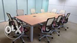Fully Furnished Offices Ready to Move in Al Sadd