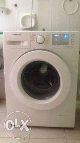 Samsung Washing Machine / Gas Cooking Range