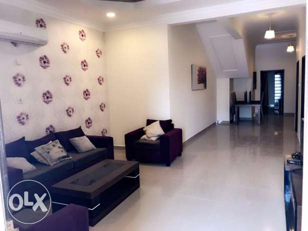 flat for rent in Al-kheesa 3bedrooms fully furnished Inclusive all