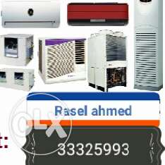 I do all kinds of ac fixing services