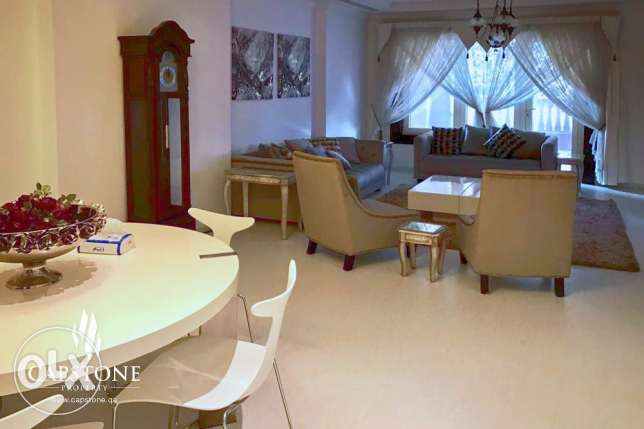 Fully Furnished | Spacious 1BR Apt | Marina View
