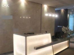business center in airport road - for rent 12m