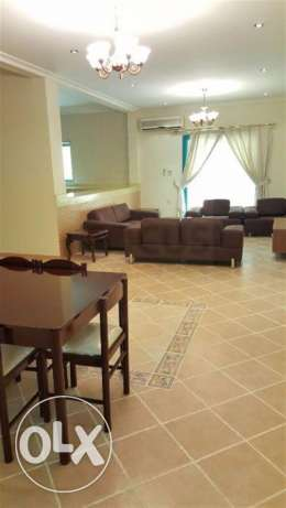 Fully Furnished Compound villa, 5BHK Available inThumama and Roudat.