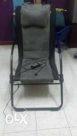 Beurer massaging chair for sale